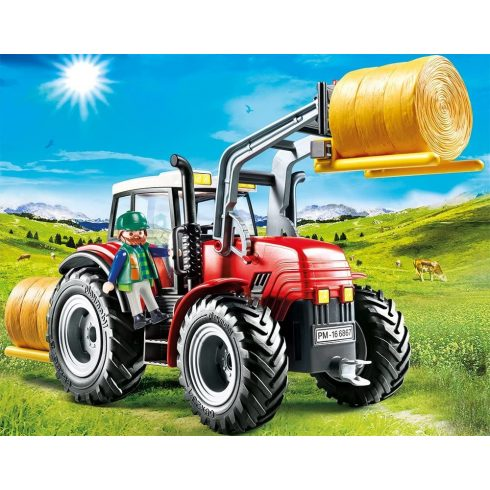 Playmobil 6867 Óriás traktor