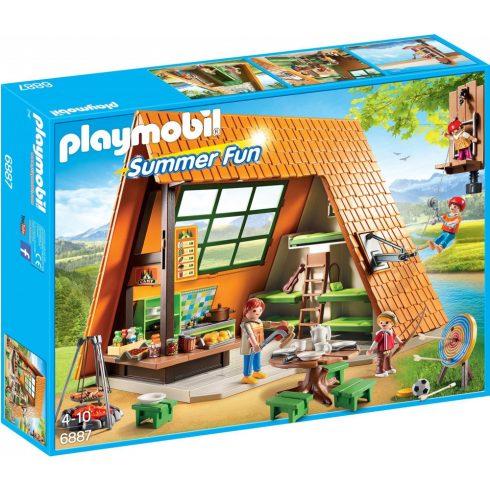 Playmobil 6887 Hétvégi kalandház