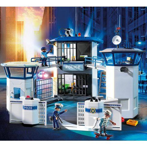 Playmobil 6919 Rendőrség cellákkal