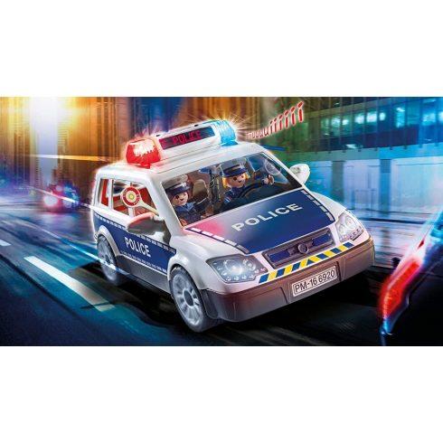 Playmobil 6920 Rendőrautó hanggal és fénnyel