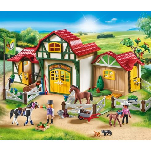 Playmobil 6926 Nagy lovarda