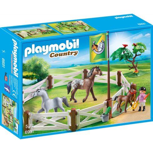 Playmobil 6931 Lovaskarám
