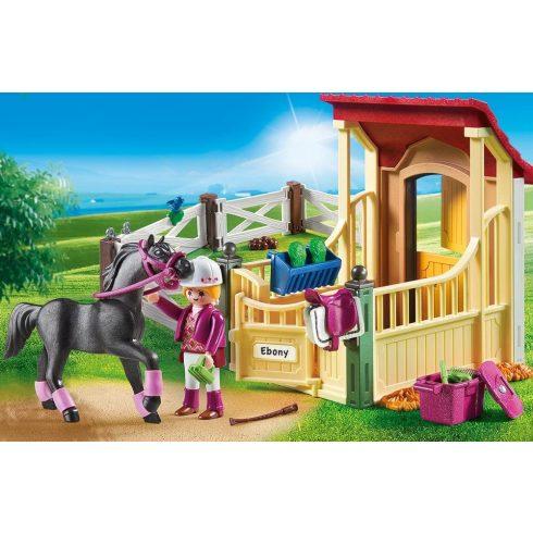 Playmobil 6934 Lókarám arab lóval