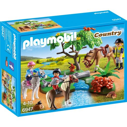 Playmobil 6947 Tereplovaglás