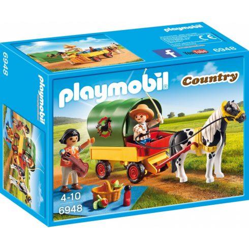 Playmobil 6948 Kirándulás lovaskocsival