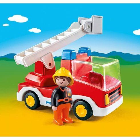 Playmobil 6967 1.2.3 Tűzoltásra készülök