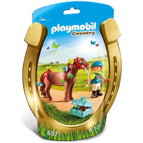 Playmobil 6971 Ékszer póni pillangókkal