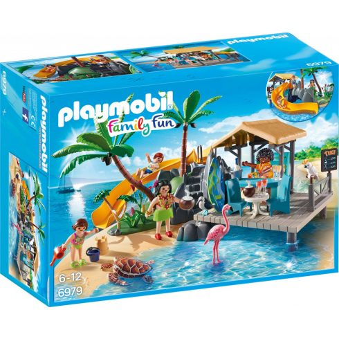 Playmobil 6979 Kókuszliget