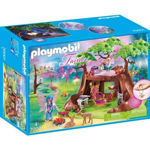 Playmobil 70001 Erdei tündérházikó