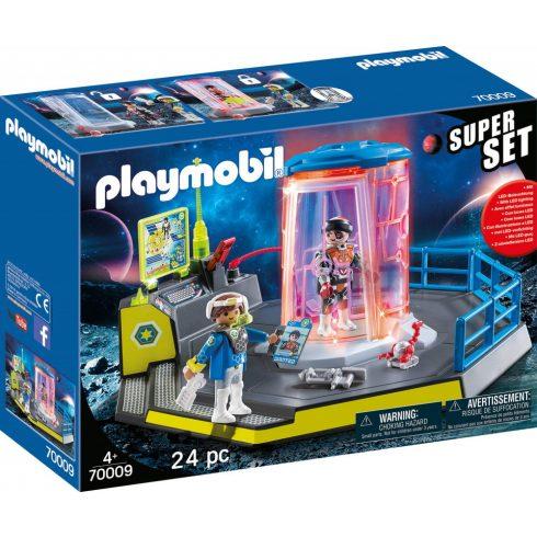 Playmobil 70009 SuperSet Űrrendőrség börtöne