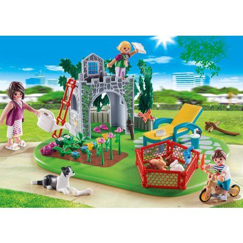 Playmobil 70010 SuperSet Családi kert