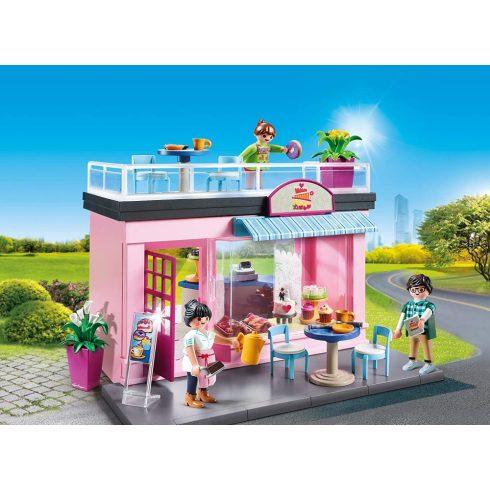 Playmobil 70015 Kisvárosi kávézó