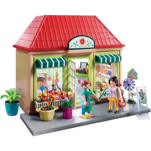 Playmobil 70016 Kisvárosi virágbolt