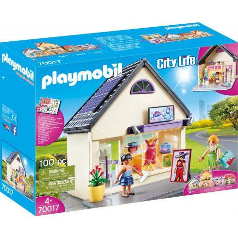 Playmobil 70017 Kisvárosi ruhabolt