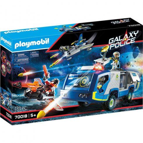 Playmobil 70018 Űrrendőrség rendőrautója