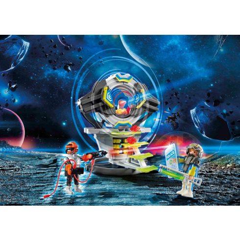 Playmobil 70022 Űrkalózok széfje titkos kóddal