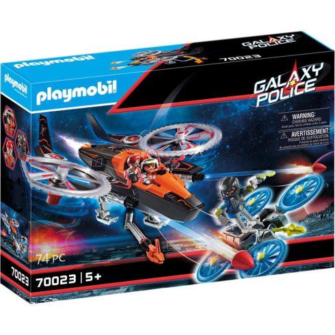 Playmobil 70023 Űrkalózok helikoptere
