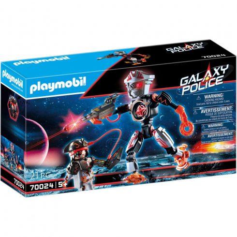 Playmobil 70024 Űrkalózok robotja