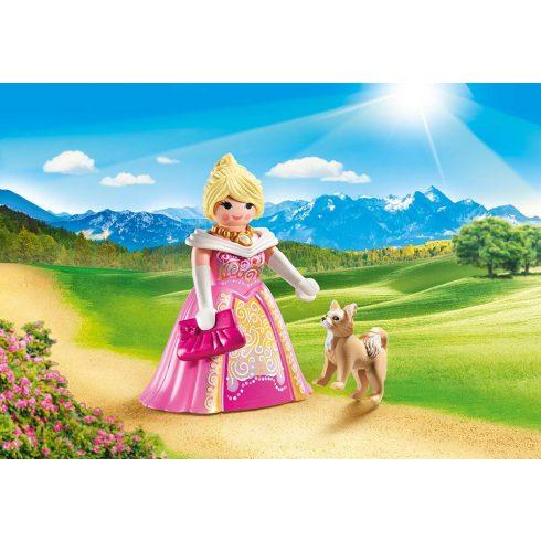 Playmobil 70029 Hercegnő csivavával