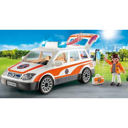 Playmobil 70050 Sürgősségi mentőautó