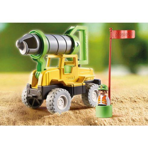 Playmobil 70064 Talajfúró jármű