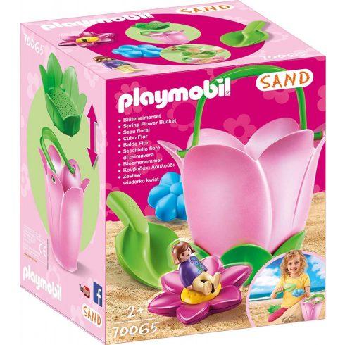 Playmobil 70065 Tavaszi virág vödröcske