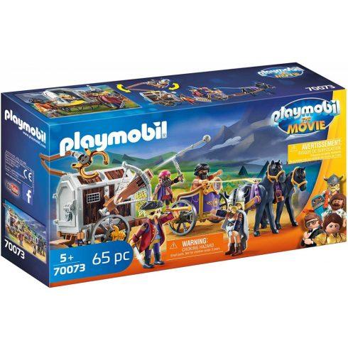 Playmobil 70073 Charlie és a rabszállító
