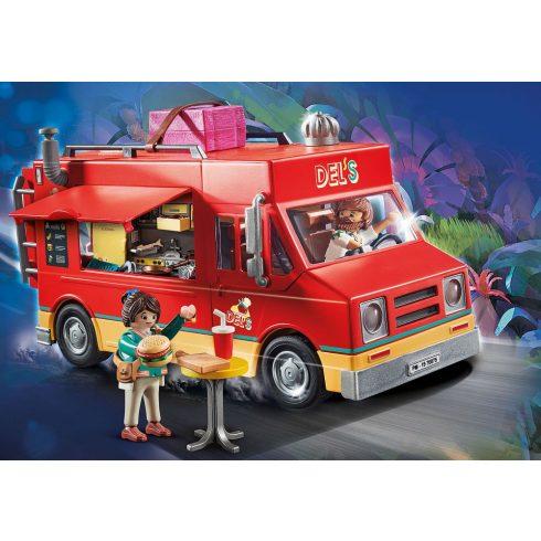 Playmobil 70075 Del büfékocsija