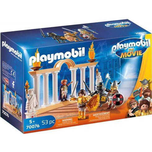Playmobil 70076 Maximus császár a Colosseumban