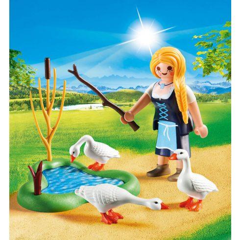 Playmobil 70083 Libapásztorlány húsvéti tojásban
