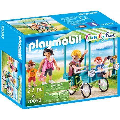 Playmobil 70093 Családi bringóhintó