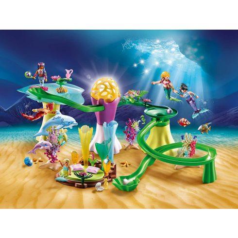 Playmobil 70094 Sellőöböl világító kupolával