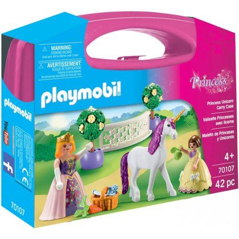 Playmobil 70107 Hordozható hercegnő egyszarvúval szett