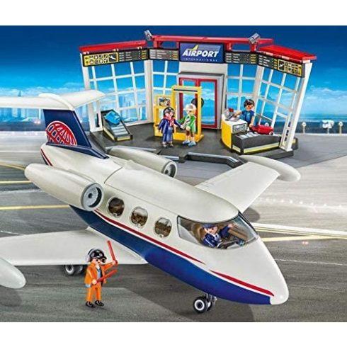 Playmobil 70114 Repülőtér repülővel