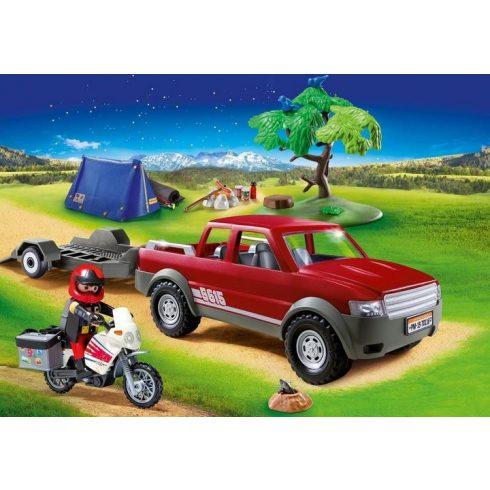 Playmobil 70116 Pick-up kaland