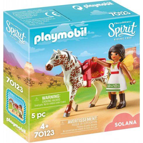 Playmobil 70123 Spirit - Solana díjlovagol