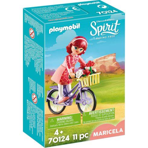 Playmobil 70124 Spirit - Maricela biciklizik