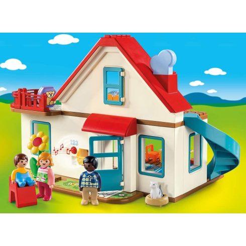 Playmobil 70129 1.2.3 Családi otthon