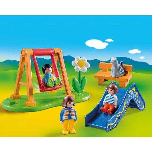 Playmobil 70130 1.2.3 Játszótér