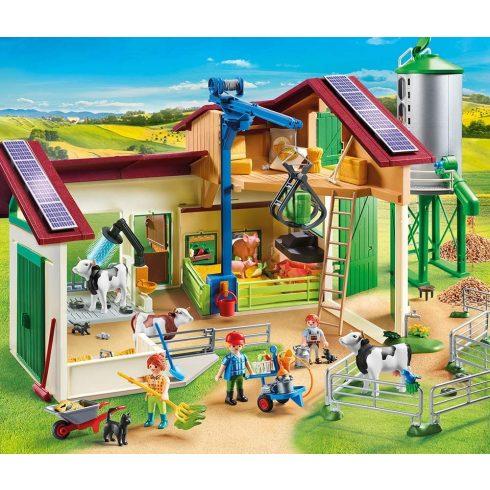 Playmobil 70132 Nagy farm silóval