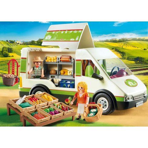 Playmobil 70134 Vidéki árus