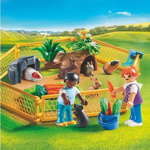 Playmobil 70137 Kennel kisállatoknak