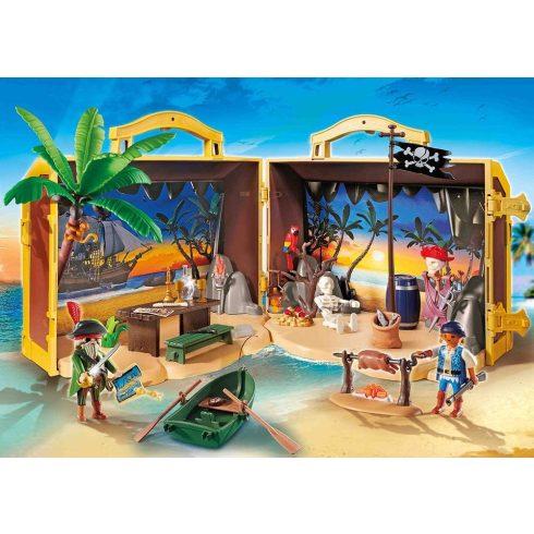 Playmobil 70150 Hordozható kalózsziget