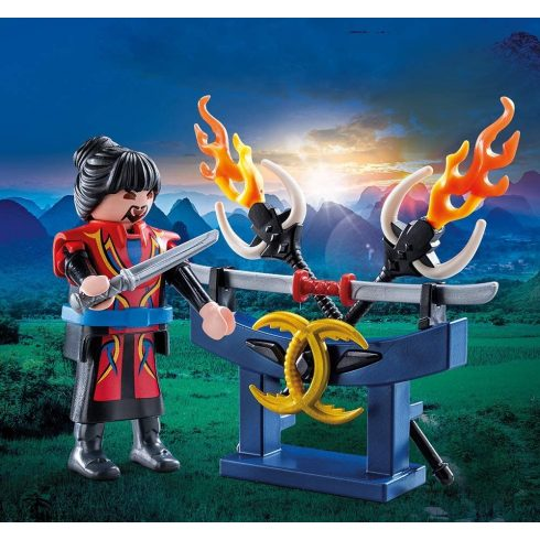 Playmobil 70158 Ázsiai harcos