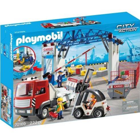 Playmobil 70169 Reptéri tehercsarnok