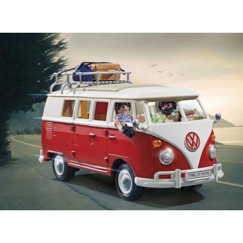 Playmobil 70176 VW Volkswagen T1 lakóautó, kisbusz