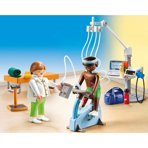 Playmobil 70195 Gyógytornász