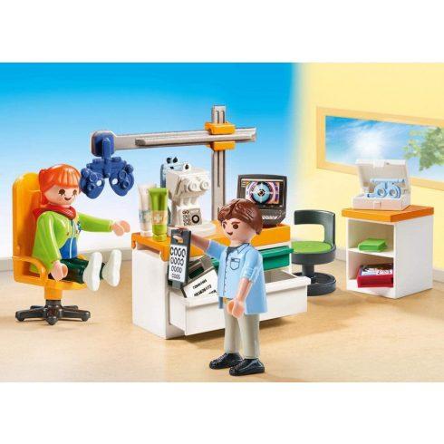 Playmobil 70197 Szemorvos