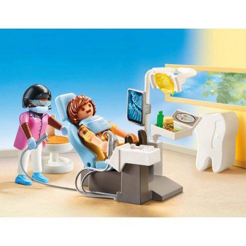 Playmobil 70198 Fogorvos