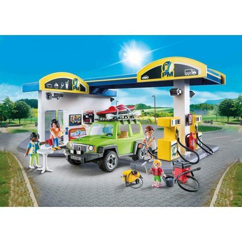 Playmobil 70201 Benzinkút